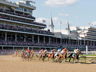 International Intrigue Grows for America's Greatest Race; Churchill Downs Releases Schedule for 2018 'Road To Kentucky Derby'
