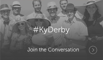 Join the Conversation #kyderby