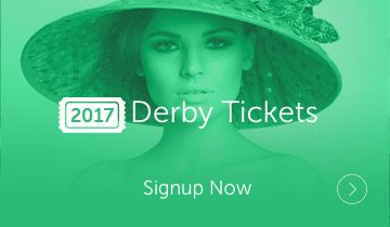 Sign up now for Derby Tickets