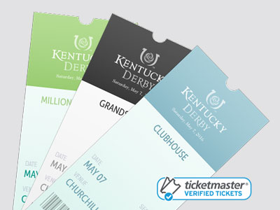 Kentucky Derby and Ticketmaster
